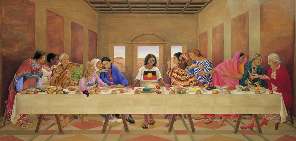 The First Supper print or posters